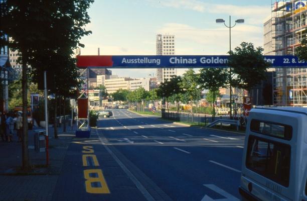 1993 Eingangsbauwerk 5 vom Dia