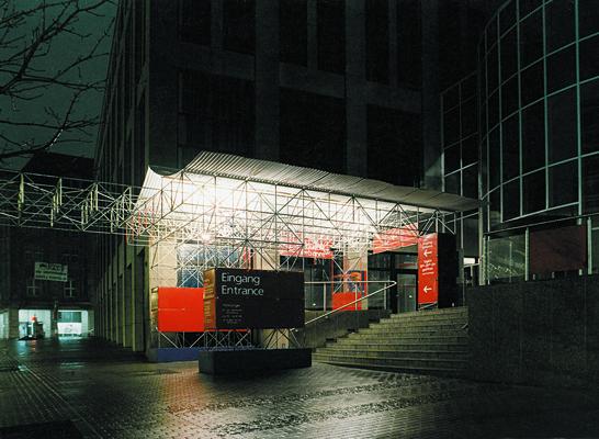 1993 Vorbau Dortmund Tang 1