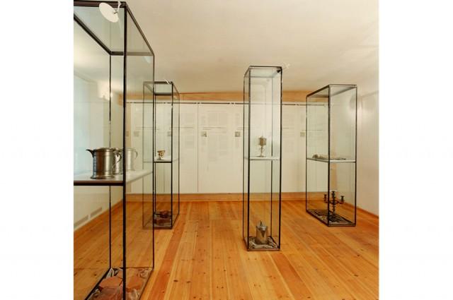 950303 Reformationsgeschichtliches Museum Innenansicht1