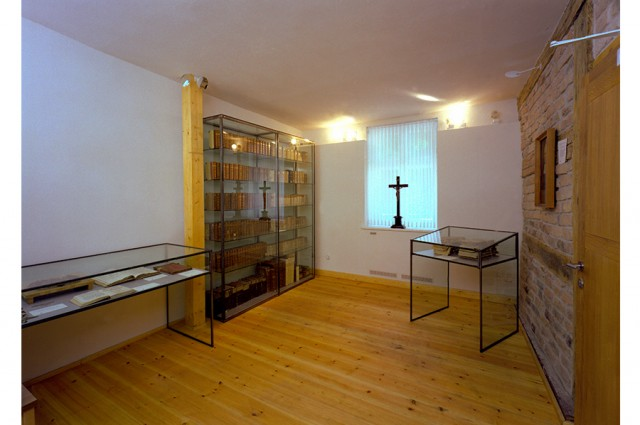 950628 Reformationsgeschichtliches Museum Innenansicht2
