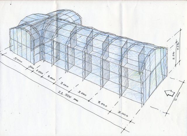 1995 Friedrich Wilhlem IV - Pour le mérite Entwurf