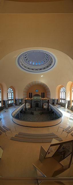 100719-1700-Essen-Alte-Synagoge-ex-Mezzanin