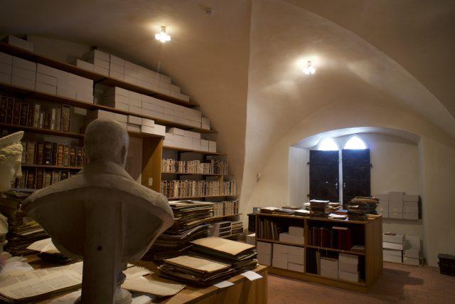170315 1303 Naumburg Stiftsbibliothek