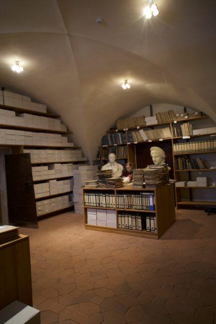 170315 1304 Naumburg Stiftsbibliothek