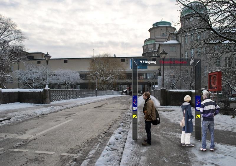 150320 DM München Portiere an der Boschbrücke  dunkel 2WEBSITE