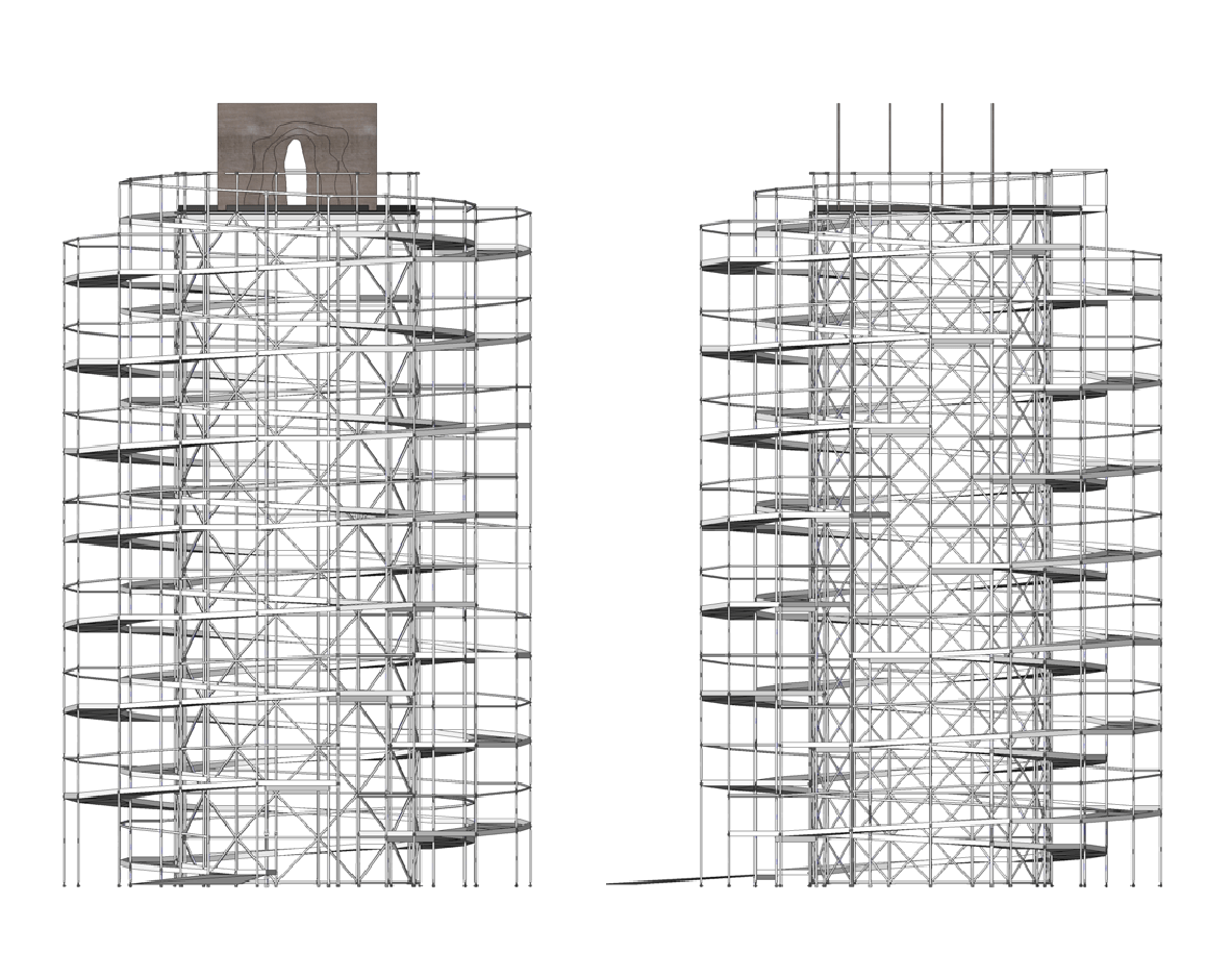 160718 Auszug Broschüre Turm Ansichten