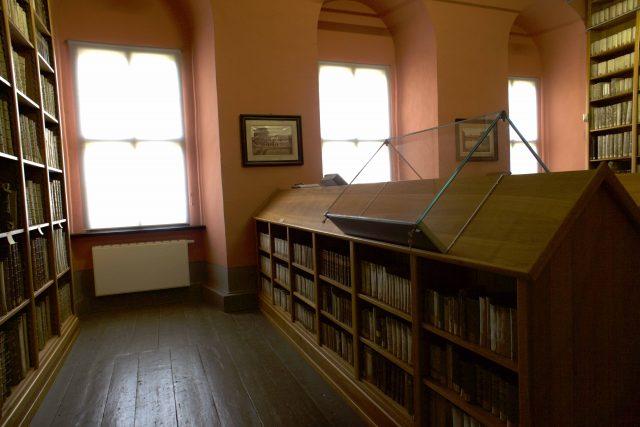 Stiftsbibliothek Zeitz