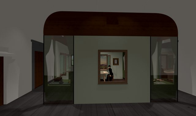 160830 Julius-Pflug-Zimmer Perspektive 1