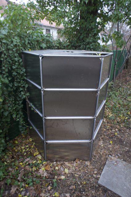 150122 1423 Kompostbehälter
